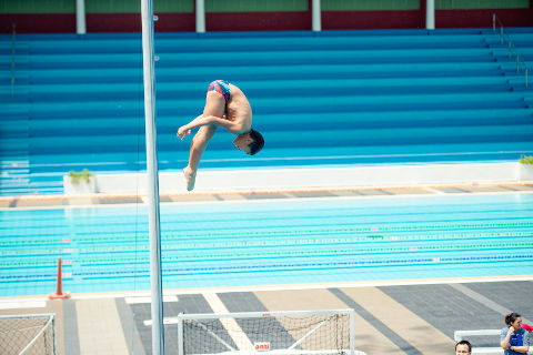 Singapore Diving Talent Search SSA