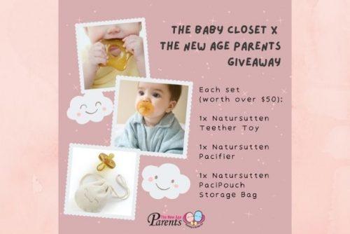 The Baby Closet Natursutten Set