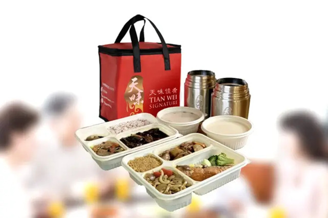 A Confinement Food Delivery With Over 90 Dishes To Enjoy