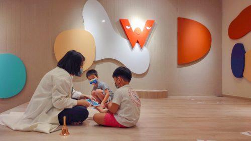 Wonderlit Read Enrichment programme