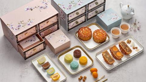 four seasons hotel singapore mooncakes