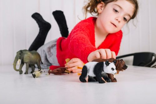 how to engage kids at home create zoo