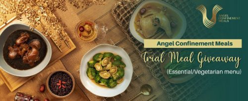 Angel Confinement Meals (ACM) giveaway