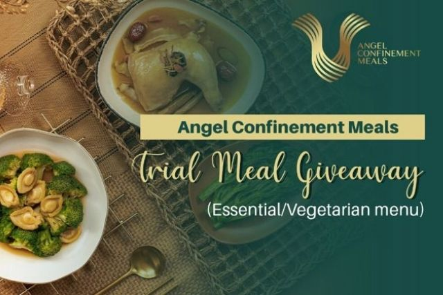 Angel Confinement Meals (ACM) Giveaway Winners