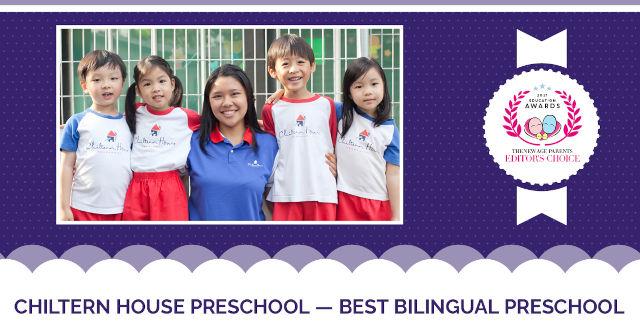 Chiltern House Preschool TNAP Awards 2021