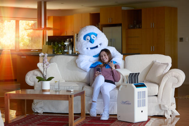 Close Comfort Portable Ductless Air Con