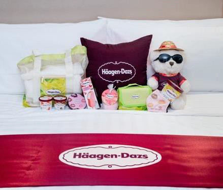 Häagen-Dazs Staycation limited edition collectibles