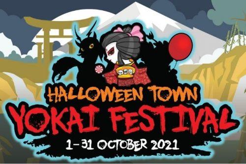 Halloween Singapore Yokai Festival 2021