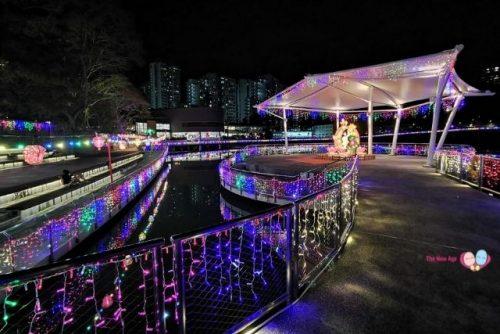 Mid Autumn Pang Sua Pond
