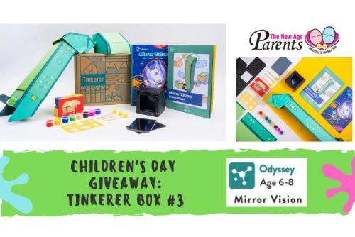 TNAP children`s day giveaway 2021 - Mirror Vision