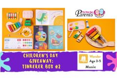 The New Age Parents Children's Day Giveaway 2021