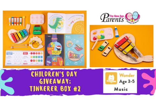 TNAP children`s day giveaway 2021 - Music