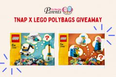 New LEGO® Campaign Rebuild the World and LEGO® Polybags Giveaway