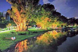 Mid-Autumn Festival @ Jurong Lake Gardens 2021