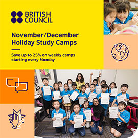 British Council Holiday Study Camps