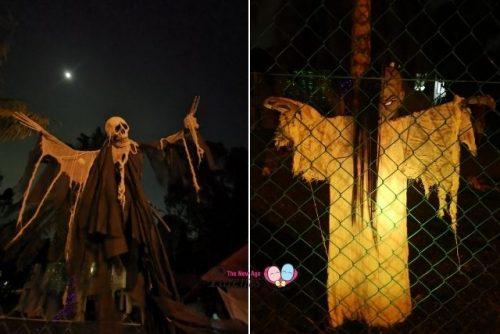 Halloween Sembawang White Houses