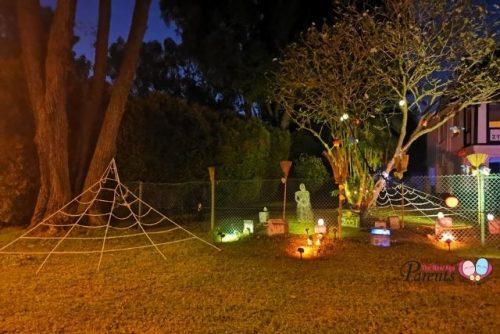 Halloween at Sembwang Colonial House