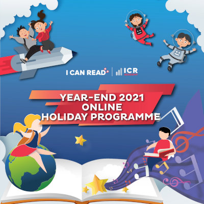 I Can Read Year-End Holiday Programme 2021