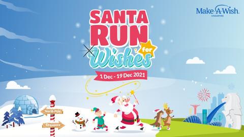 Santa Run for Wishes 2021