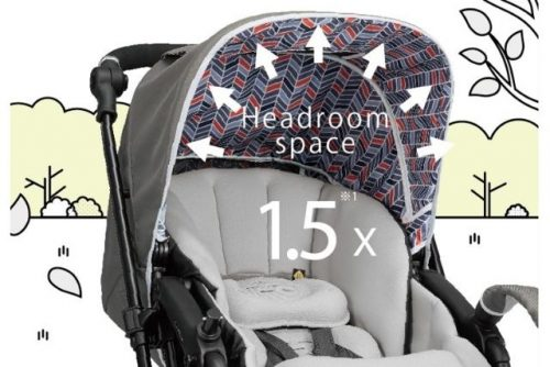 lightweight strollers for infant Combi Sugocal